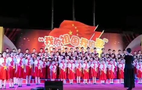 《写好中国字,做好中国人》——2019卓立金源城校区艺术节精彩回顾